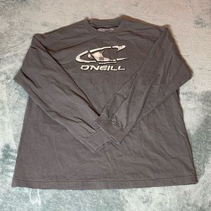 O'Neill Shirts - Grey long sleeve